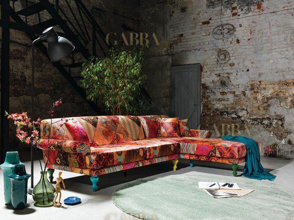 Loft relax renkli koltuk takımı modelimiz Gabba home'da sizlerle